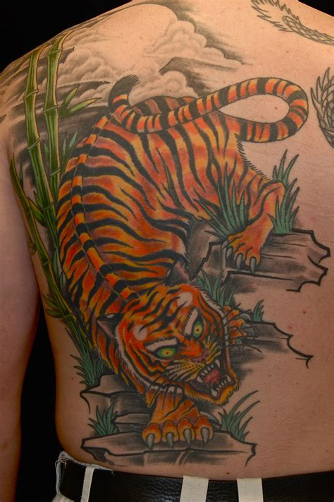 best tattoo artists nyc color and nature rising one of the best