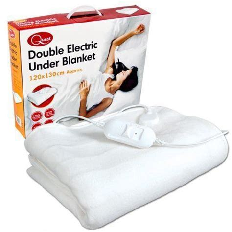 King Size Bed Electric Blanket by New Electric Heated Blanket Cover Throw