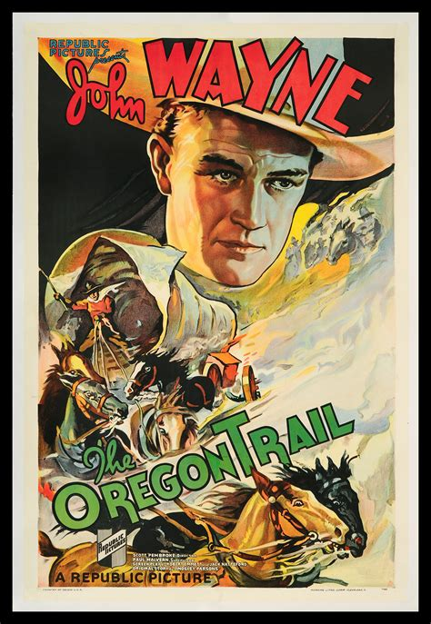 Or Poster Wayne Us Posters 1930s 1940s Fff Poster Museum