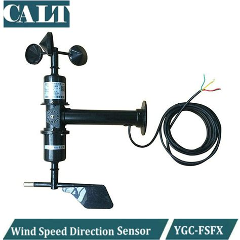 Wind Speed And Direction Sensor 1 popular vane anemometers buy cheap vane anemometers lots from china vane anemometers suppliers