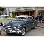 1950 Chevy Deluxe 2 Door Hardtop On Fleetline 4