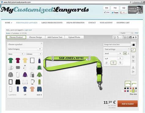 lanyard design maker online custom lanyards make your own custom lanyards online