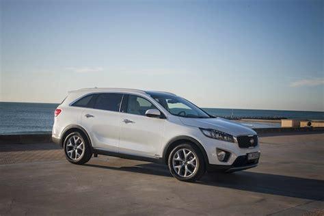 Kia Sorento Legroom All New Kia Sorento Suv Joins Premium League Autotrade Ie
