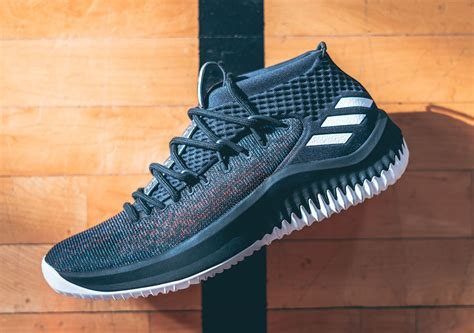 adidas dame  static rose city release date official  sneakernewscom