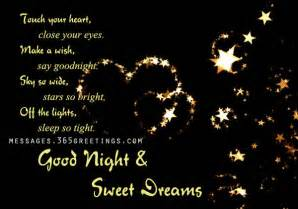 Good night love messages goodnight love sms text messages holiday