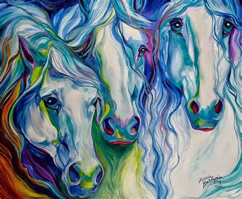 buscar imagenes figurativas caballos de marcia baldwin pinturas figurativas modernas