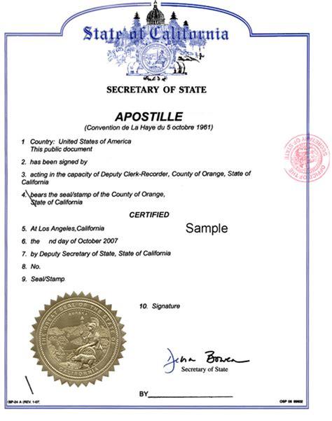 apostille template apostille faq apostille notary glendale