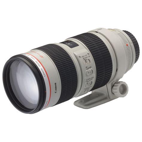 Lens Ef 70 200mm F 2 8l Is Ii Usm canon ef 70 200mm f 2 8l is ii usm lens 24 7 kit