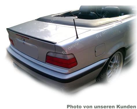 Cabrio Lackieren Preis by Bmw E36 Cabrio M3 Spoiler Heckspoiler Spoilerlippe
