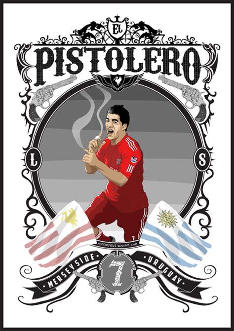 el pistolero footynews el pistolero of uruguay
