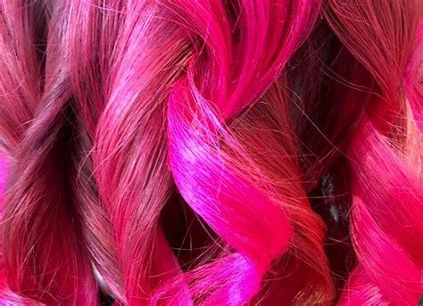 imagenes de tintes rojos fuertes 6 tintes temporales para colores fantas 237 a en el cabello