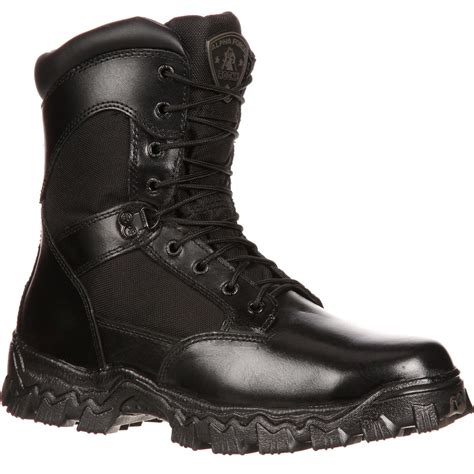 rockies boots for rocky alpha composite toe waterproof insulated duty