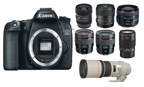 best canon lens best lenses for canon eos 70d