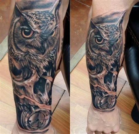 owl tattoo with clock meaning 37 best images about uil on pinterest owl tat tattoo