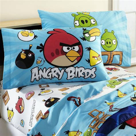 Angry Birds Bed Set Other Animals
