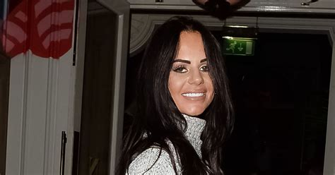 ex geordie shore star chantelle chantelle connelly looks different ahead of shock