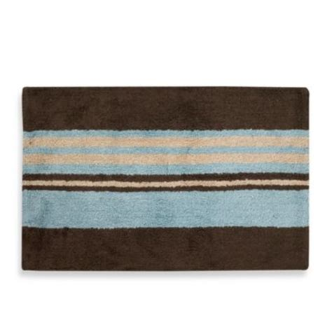 Brown And Blue Bathroom Rugs Buy Blue Brown Bathroom Rugs From Bed Bath Beyond