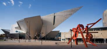 Home Exterior Design Consultant Bold Contemporary Design The Denver Art Museum By Daniel