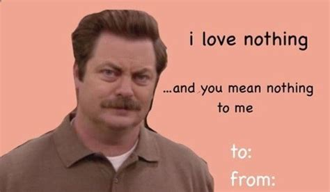 parks and rec valentines 13 valentines for quot parks and recreation quot fans