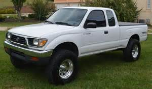 1996 Toyota Tacoma 4x4 Purchase Used 1996 Toyota Tacoma 4x4 Extended Cab 2
