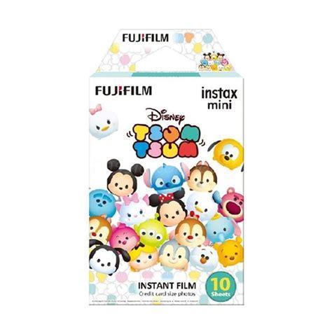 Harga The Shop X Disney jual fujifilm instax mini refill disney tsum tsum harga murah