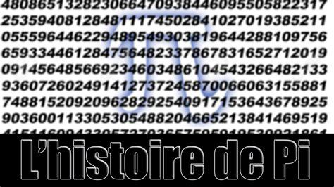 supplement of pi 4 l histoire de pi
