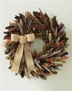 Pheasant Home Decor Pheasant Hill Wreath Traditional Wreaths And Garlands