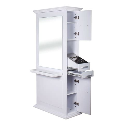 styling stations and cabinets salon styling station cabinet cabinets matttroy