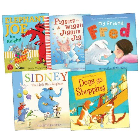 animal picture book animal picture book pack x 5 scholastic shop