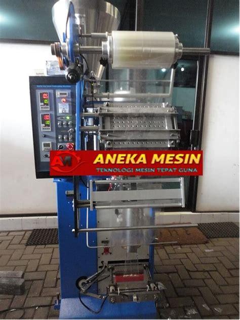 Mesin Kemasan Snack Otomatis Mesin Pengemas Tempe Otomatis