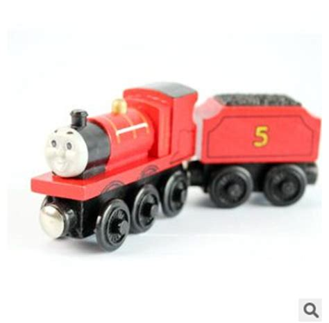 brio vs thomas aliexpress com buy james thomas wooden train sets car