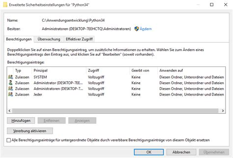 python - Windows 10 and pip upgrading - Access denied ... Access To Clipboard Denied Windows 10