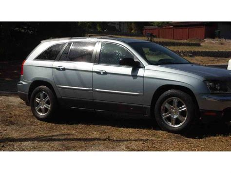 Chrysler Pacifica 2004 For Sale by 2004 Chrysler Pacifica For Sale Classiccars Cc 666799