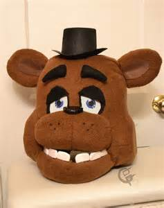 Fnaf freddy mask for sale butik work