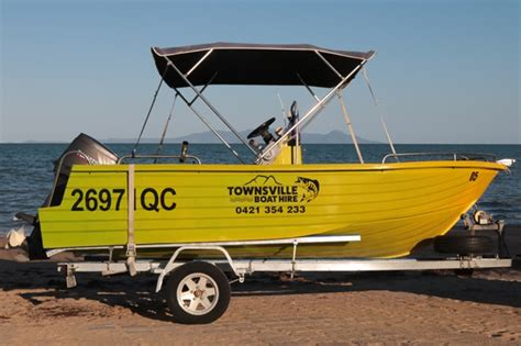 party boat hire qld townsville boat hire hire and drive boats and custom