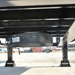 Trailer Spare Tire Undermount Heavy Duty Deckover Split Tilt
