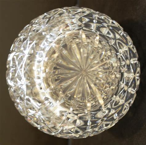 Waterford Pineapple L by Waterford Pineapple Form Lead Vase