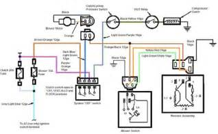 air condition wiring diagram