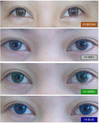 Kontak Lens Contact Lens Softlens Normal Jetaim Grey Abu pondok grosir softlens vx