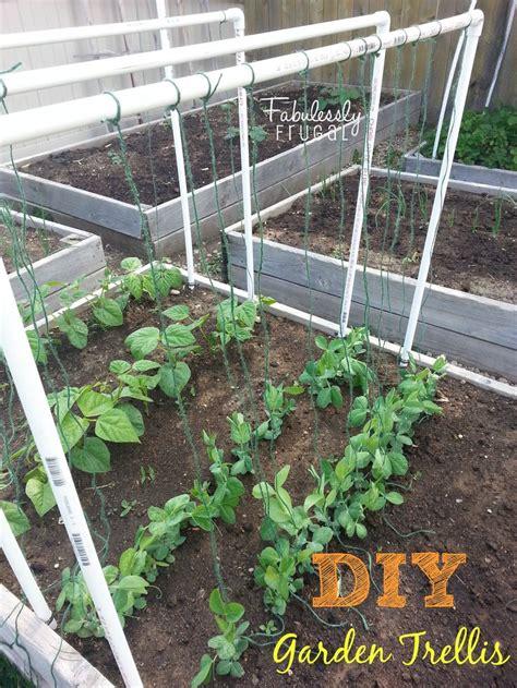 Diy Garden Trellis Ideas Diy Garden Trellis