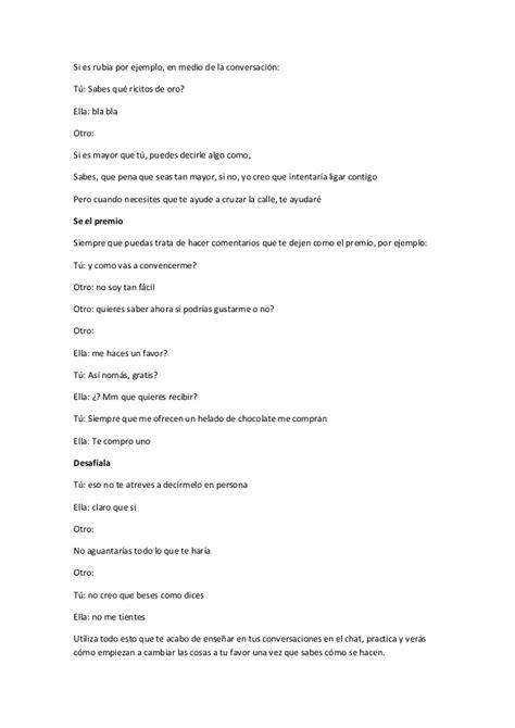 preguntas para conocer y enamorar a una mujer conversacion en ingles para conocer una chica mujeres