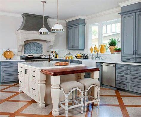 country blue kitchen kitchens