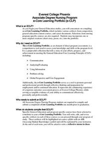Portfolio Reflection Essay Exle by Reflective Essay Exles Nursing