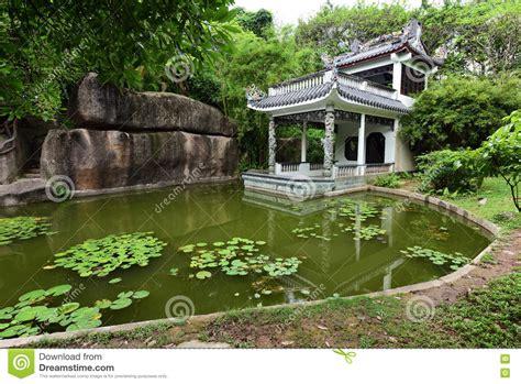 giardino antico giardino antico cinese immagine stock immagine di famoso