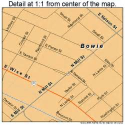 bowie map bowie map 4809640