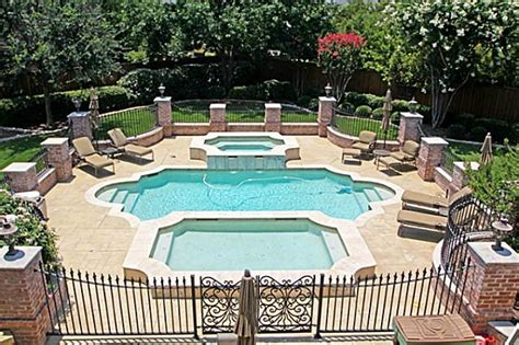 outdoor oasis 5 dream pools outdoor living rooms plano homes land