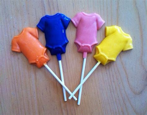Zoe Lollipop Sets baby shower chocolate lollipops by lollissweetsandtreat on