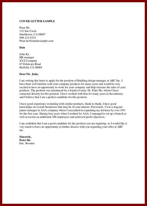 cover letter for non profit resume cover letter non profit