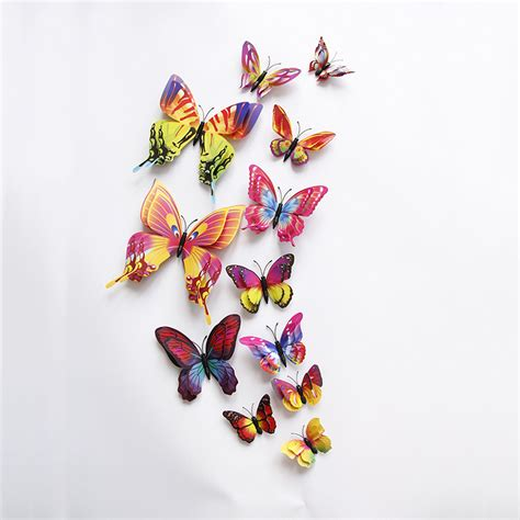 Wall Stickers Butterflies stickers food picture more detailed picture about