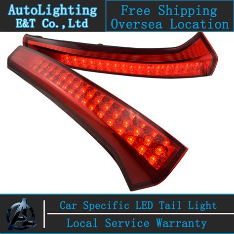 weldon led tail lights car styling sportage tail lights 2012 2013 for kia